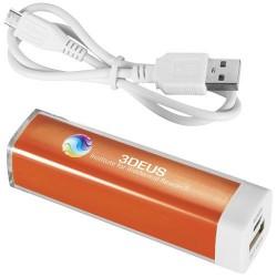 Batterie externe solaire personnalisée