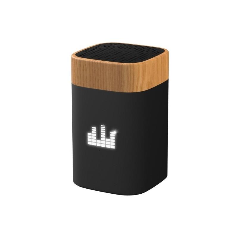 speaker clever wood