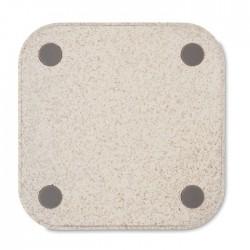 Chargeur/hub paille de blé/ ABS