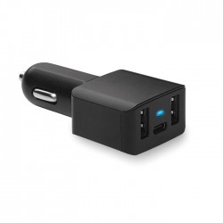 Chargeur voiture USB type C