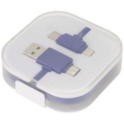 Câble de chargement avec étui Colour-Pop