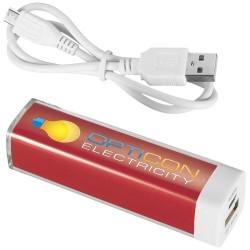 Batterie de secours 2200 mAh Flash